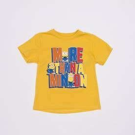 ジュニア 半袖Tシャツ ミニオンズ KIDS MORE THAN A MINION Tシャツ 22853208 (イエロー)