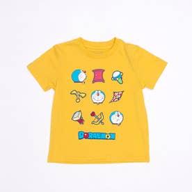 ジュニア 半袖Tシャツ ドラえもん KIDS アイテム整列Tシャツ 22853202 (イエロー)