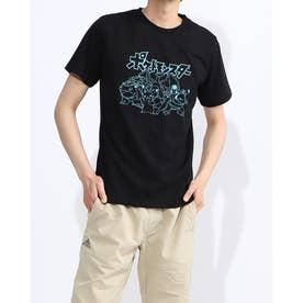 メンズ 半袖Tシャツ ポケットモンスターメンズ集合Tシャツ 22843028