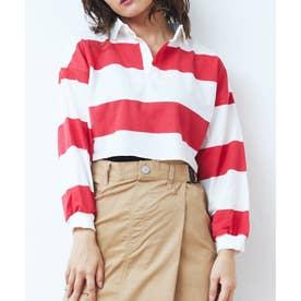 ショートラガーシャツ (WHT)
