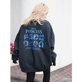 Disney Princess BIG  プルオーバー (BLK)