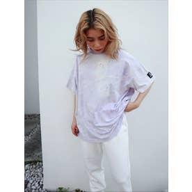タイダイBIG-Tシャツ (PUR)