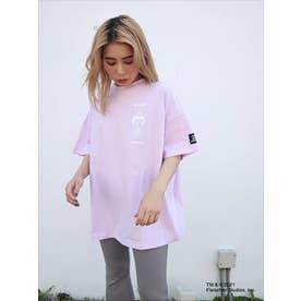 BETTYコラボROSE BIG-Tシャツ (L/PUR)