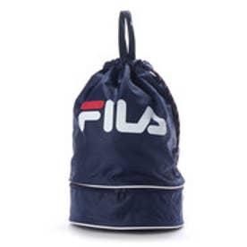 ジュニア 水泳 プールバッグ FILA2重底プールバッグ 129539