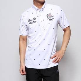 メンズ ゴルフ 半袖シャツ 740611