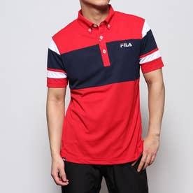 メンズ ゴルフ 半袖シャツ 740604