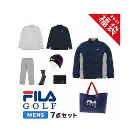【 2021年福袋 】 ゴルフウェア 7点セット 780101 メンズ FILA【返品不可商品】(他)