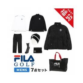 【 2021年福袋 】 ゴルフウェア 7点セット 780100 メンズ FILA【返品不可商品】(他)