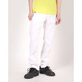 メンズ ゴルフ スラックス パンツ 741303 (ホワイト)