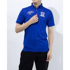 メンズ ゴルフ 半袖シャツ 半袖シャツ 741639A (ブルー)
