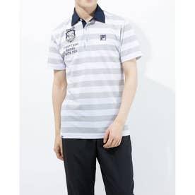 メンズ ゴルフ 半袖シャツ 半袖シャツ 741607 (グレー)