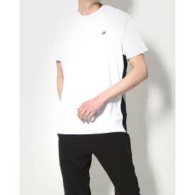 メンズ 半袖機能Tシャツ FL-9A10031TS (ホワイト)