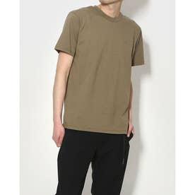 メンズ 半袖Tシャツ FL-9C11101TS (ブラウン)
