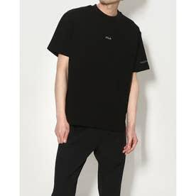 メンズ 半袖Tシャツ FL-9C11141TS (ブラック)