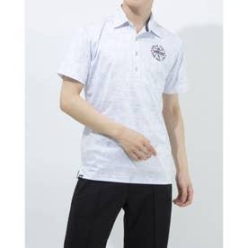 メンズ ゴルフ 半袖シャツ 半袖シャツ 741611 (ホワイト)