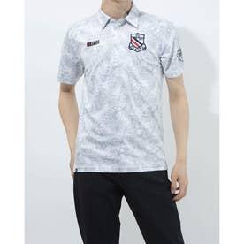 メンズ ゴルフ 半袖シャツ 半袖シャツ 741616 (ホワイト)