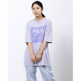 チュールTシャツ (ラベンダー)