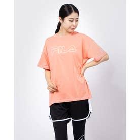 ロゴTシャツ (ピンク)