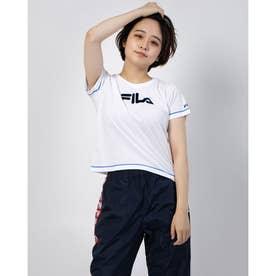 コンパクトTシャツ (ホワイト)