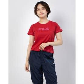 コンパクトTシャツ (レッド)