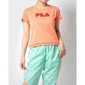 コンパクトTシャツ (ピンク)