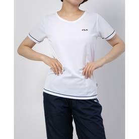 ワンポイントTシャツ (ホワイト)