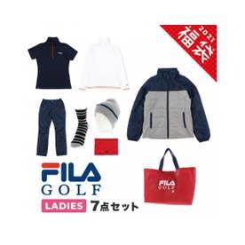 【 2021年福袋 】 レディース ゴルフウェア 7点セット 790100 FILA【返品不可商品】(他)
