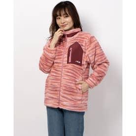 蓄熱サーモスタットジャケット (メランジピンク)