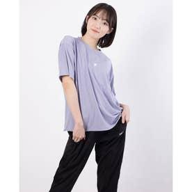 レディース 半袖機能Tシャツ FL-9A20111TS (パープル)