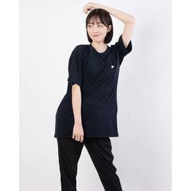 レディース 半袖機能Tシャツ FL-9A20121ON (ネイビー)