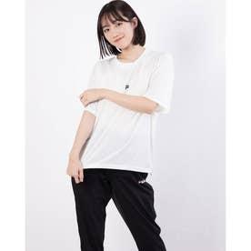 レディース 半袖機能Tシャツ FL-9A20111TS (ホワイト)
