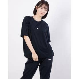 レディース 半袖機能Tシャツ FL-9A20111TS (ネイビー)