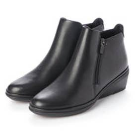 デュアルジップブーツ (ブラック)