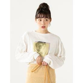 アソートプリントロングスリーブTシャツ (プリントA)