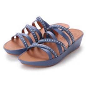 FitFlop LINNY SLIDE SANDALS - CRYSTAL (Indian Blue)