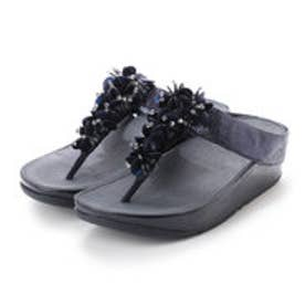 FitFlop BOOGALOO TOE POST (Midnight Navy)
