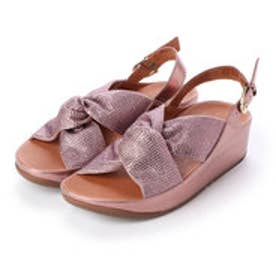 TWISS CRYSTAL SANDAL (Oyster Pink)