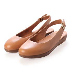 SARITA SLING BACKS (Hazelnut)
