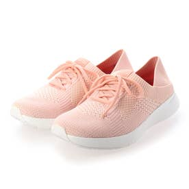 MARBLEKNIT SNEAKERS (Coral Pink Mix)