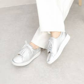 RALLY ANNIVERSARY FRINGE SNEAKERS (Silver)