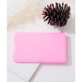 スクエアマスクケースボックス (ピンク)