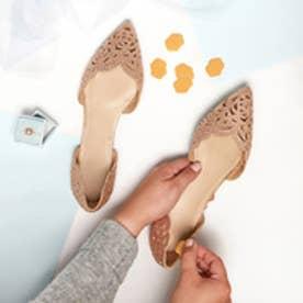部分用インソール 薄型ポイントクッション・靴擦れ防止・痛むところに|フットペタルス/プレッシャーポイント(バター)