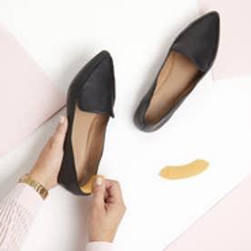 かかとパッド かかと用インソール・やわらかクッション・靴擦れ防止・靴脱げ防止|フットペタルス/ヘブンリーヒール厚さ最大4mmタイプ(ソリッドバター)