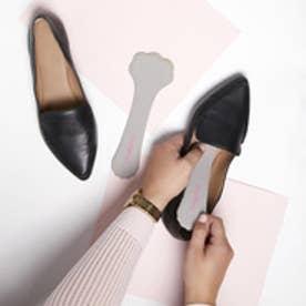 サンダルのフルインソール 前滑り防止・靴擦れ対策に・足裏の痛みや疲れに・パンプスやフラットシューズにも・クッション長持ち|フットペタルス/キラークッション厚さ2mm(シルバー)