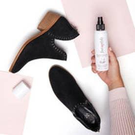 防水スプレー&保護 水や汚れから靴を守る・通気性そのまま|フットペタルス/ウォーターリプレント(none)