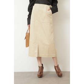 ◆コーディロイナロースカート オフ
