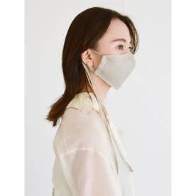 リネン混ストラップマスク (IVR)