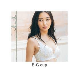 GRACE Grande らくらく補正グレースグランデ コーディネートブラジャー E65-G90カップ【返品不可商品】 (アイボリー)