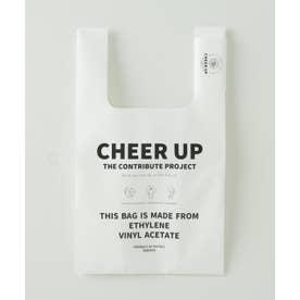 【CHEER UP】EVAバッグ (オフ白)