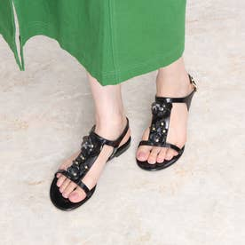 CANDY JELLY SANDALS T 5 (NERO)